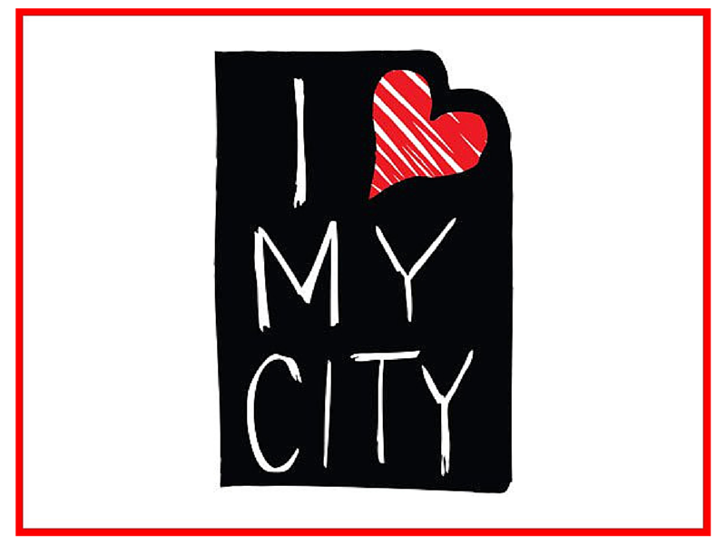 "Lending a Helping Hand – The ""I Love My City"" Project"
