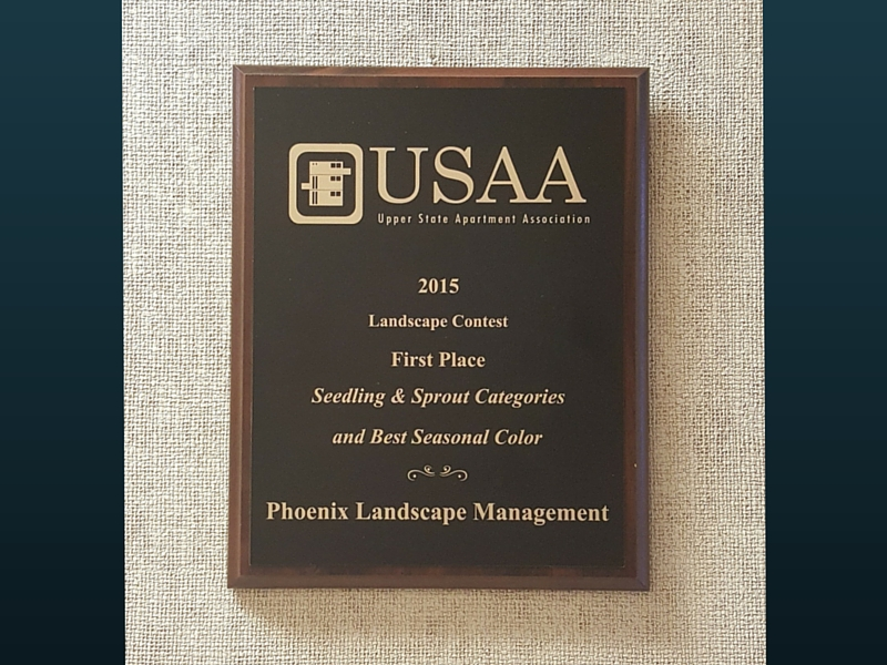 2015 Landscape Contest Winner Phoenix Landscape